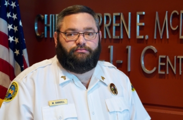 """The Orleans Parish Communication District Mourns the Loss of Operations Supervisor, William """"Bill"""" Baradell"""